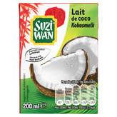 Suzi Wan Lait de coco