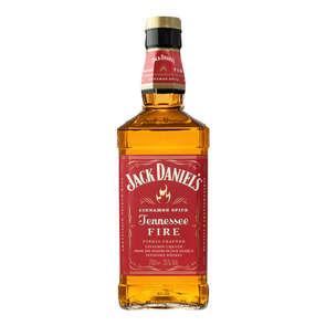 Tennessee Fire - Whiskey et cinnamon liqueur - Alcool 35° - 35cl