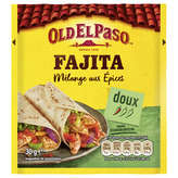 Old El Paso OLD EL PASO Mélange aux épices pour fajitas - 30g