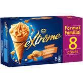 Nestlé Nestle Extrême - Macaron Caramel Pointe De Sel - Morceaux De... - 8x110ml