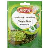 Ducros Sachet Mélange Salade Croustillante Aux Noix 20g(envoi rapide et Soignée)