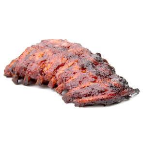 Ribs de porc saveur barbecue