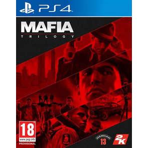 Jeu PS4 Mafia trilogy