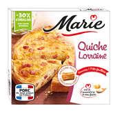 Marie Quiche Lorraine Aux Œufs - 400g