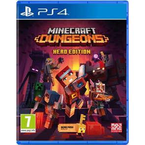 Jeu PS4 Minecraft Dungeons