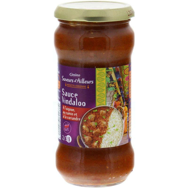 Sauce Vindaloo
