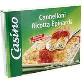 CASINO Cannelloni - Ricotta épinards 850g