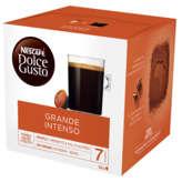 Nescafé NESCAFE Dolce Gusto - Grande Intenso - 16 Capsules Plastique... - 160g