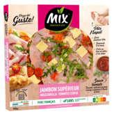 Mix Pizza Del Gusto - Pizza Fraiche Jambon Supérieur - Mozar... - 380g