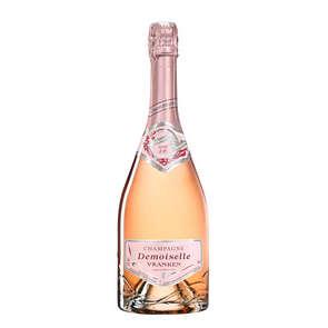 Champagne - Demoiselle - Rosé