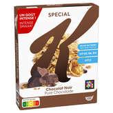 Kellogg's SPECIAL K Céréales chocolat noir - 300g