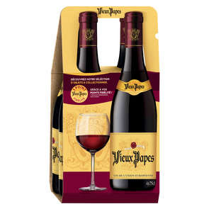 Vieux Papes - Vin rouge