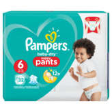 Pampers Baby-dry - Pants - Couches - Taille 6 - X32