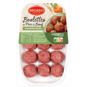 Boulettes gourmandes - x15