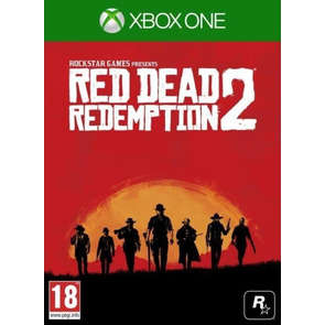 Jeu XBOX One Read Dead Redemption 2