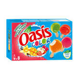 Oasis So Color - Bâtonnets Glacés - 300g