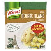 Knorr Sauce Beurre Blanc À L'échalote - 30 Cl