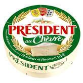 Président President  Au Chèvre - 28% Mg - 1