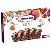 Häagen-Dazs Mini Bâtonnets De Glace - Vanille, Caramel - X