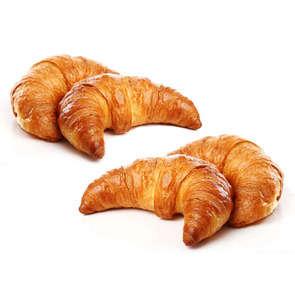 Croissants pur beurre - x4
