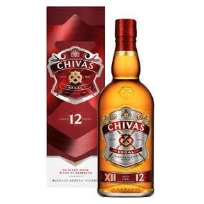 Whisky - 12 ans d'âge - Blended scotch whisky - Alc. 40% vol.