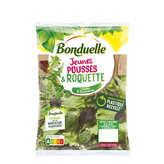 Bonduelle Jeunes Pousses Et Roquette - 145g