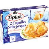 Tipiak 2 Coquilles Saint-jacques - A La Bretonne - 2