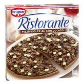 Dr. Oetker Dr Oetker Ristorante - Pizza Dolce Al Cioccolato - Pizza Au ... - 300g