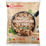 CASINO Légumes cuisinés - Champignons de Paris à l
