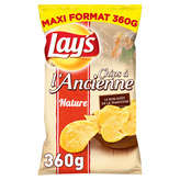 Lay's Chips - A L'ancienne - Nature -