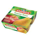 Andros Compote Pomme Poire