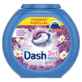 Dash Lessive Capsule - Lavande - 3 En 1 - X47