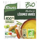 Knorr Mouliné - Légumes Variés - Biologique - 30cl