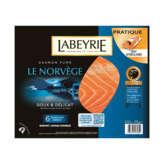 LABEYRIE Saumon fumé Le norvège - 6 tranches