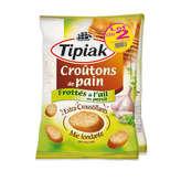 Tipiak Croutons De Pain Frottés À L'ail - 2x80g