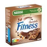 Nestlé Nestle Dessert Fitness - Barres Au Chocolat