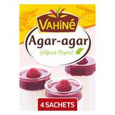 Vahiné agar agar gélifiant vegetal 8g Envoi Rapide Et Soignée ( Prix Par Unité )