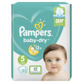 Pampers Baby Dry - Couches - Taille T5 - X