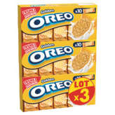 Oreo Pocket - Golden - Gouter Enfant - 3x220g