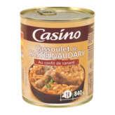 Canard Casino Cassoulet Au Confit De  - 840g