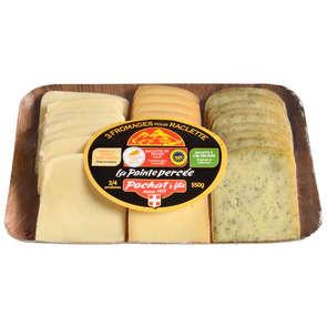Raclette 3 fromages à l'ail des ours - 29% mg