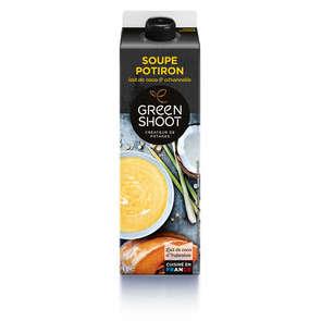 Soupe Green Shoot - Potiron