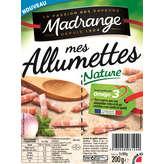 MADRANGE Mes allumettes nature 2x100g