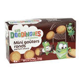 Mini gouters ronds choco