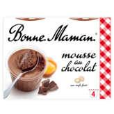 Bonne Maman Mousse Au Chocolat - 4