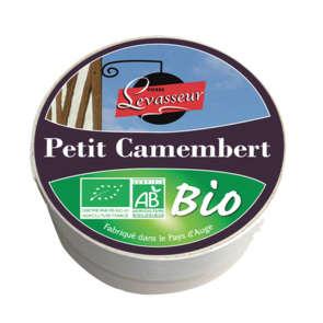 Petit camembert d'Isigny 22% mg - Biologique