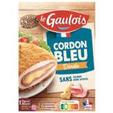 Le Gaulois Escalope Cordon Bleu De Dinde - X2 - 200g