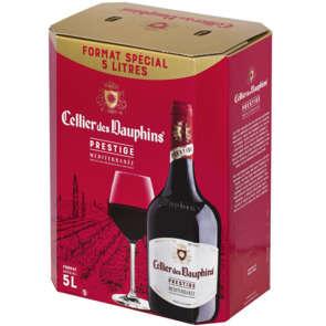 Prestige - Cellier des Dauphins - Vin rouge
