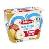 Materne Compotes Pomme Poire - 4