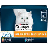 Gourmet Purina  - Perle - Les Duos De La Mer - Les Duo De Via... - 1